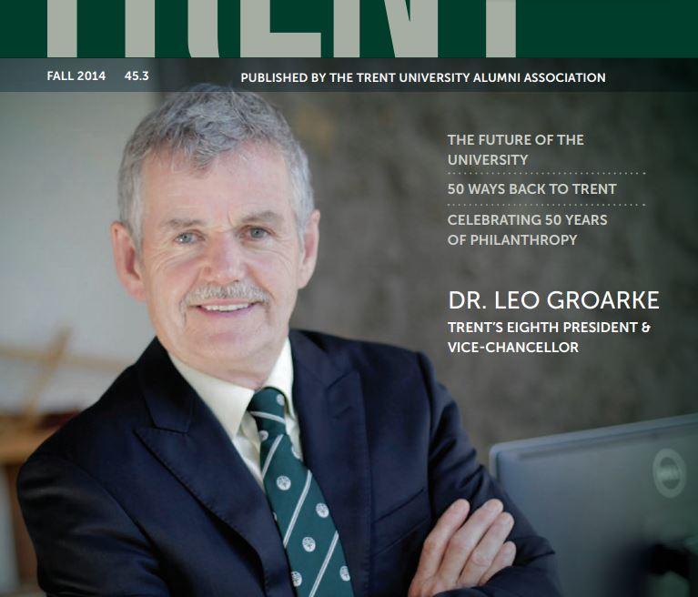 trent magazine mytrent community