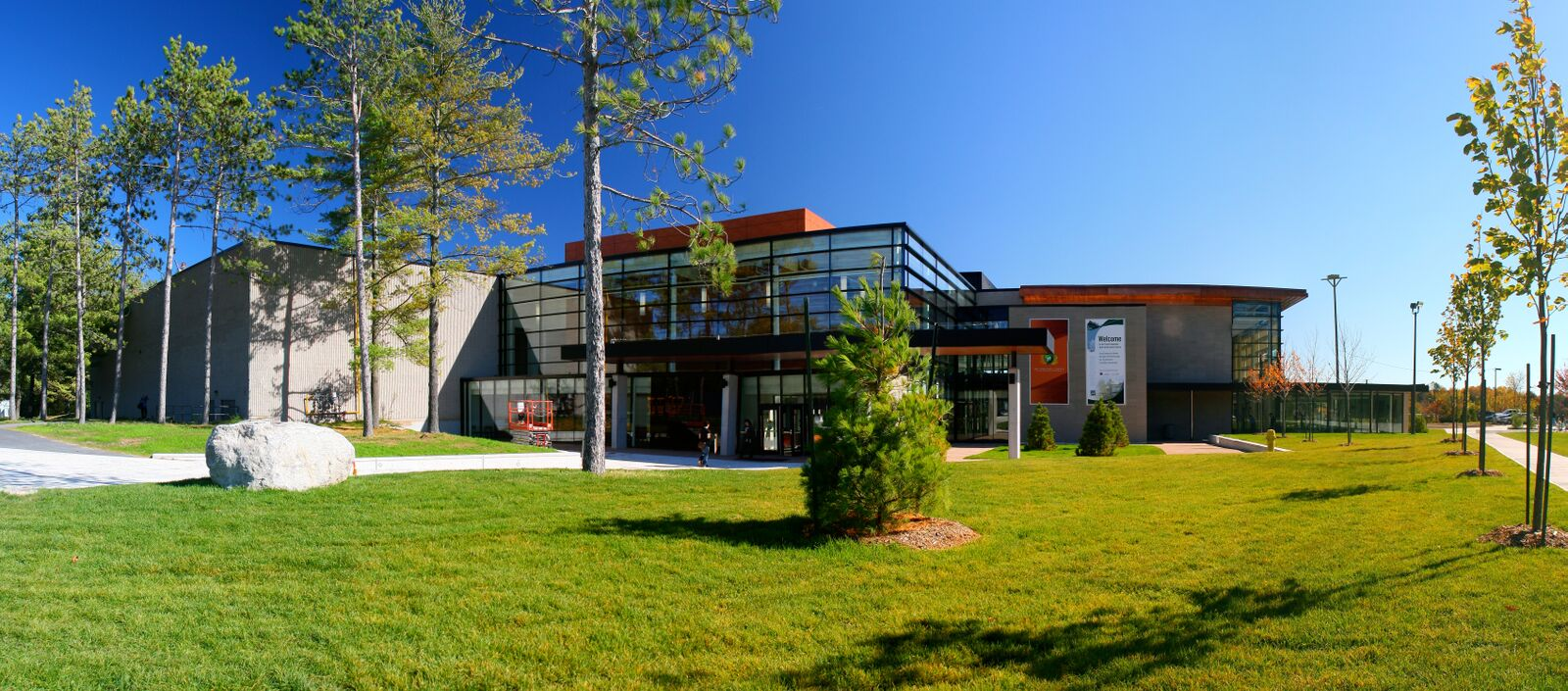 Trent Peterborough Campus Athletic Centre