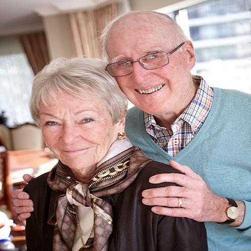 David and Joan Moore