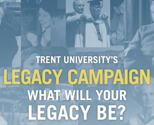 Legacy Campaign what will your legacy be?