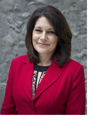 Picture of Vice President Julie Davis