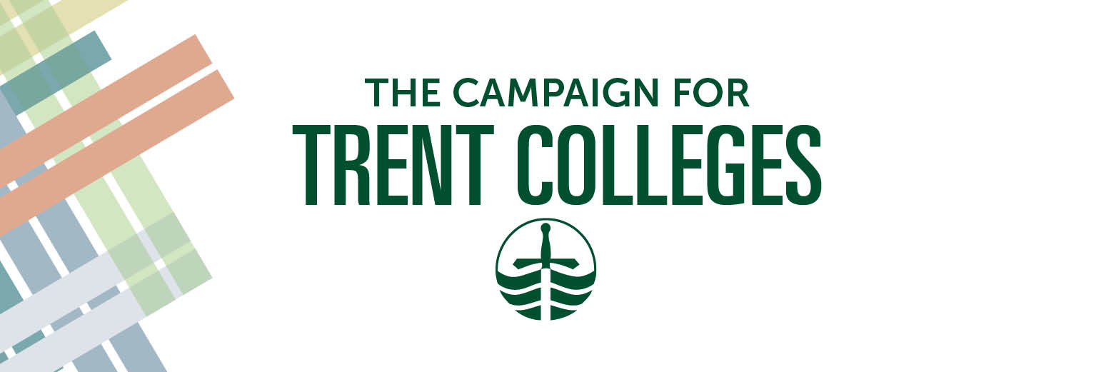 campaign for trent colleges banner