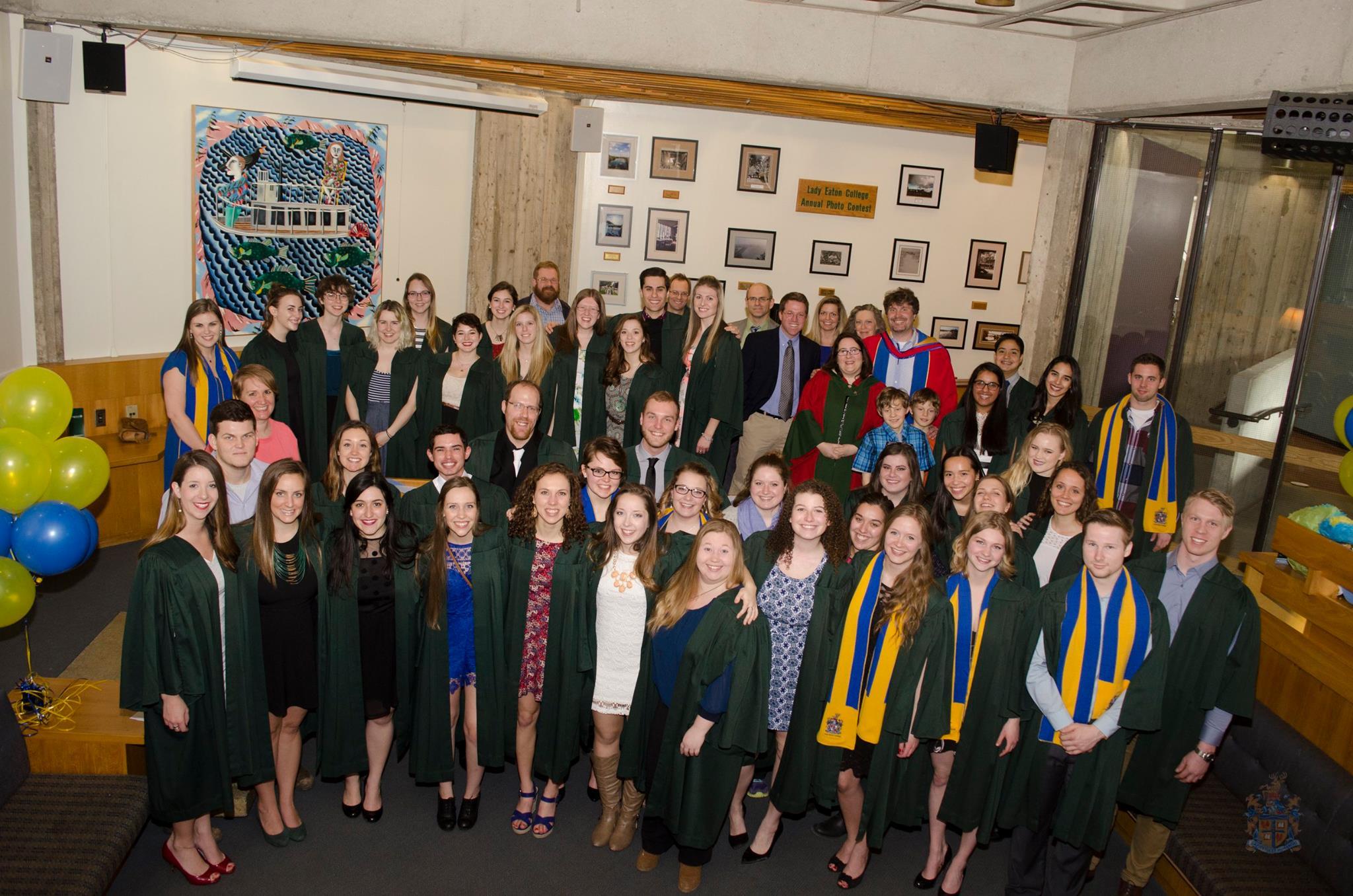 Spring Grad Reception LEC