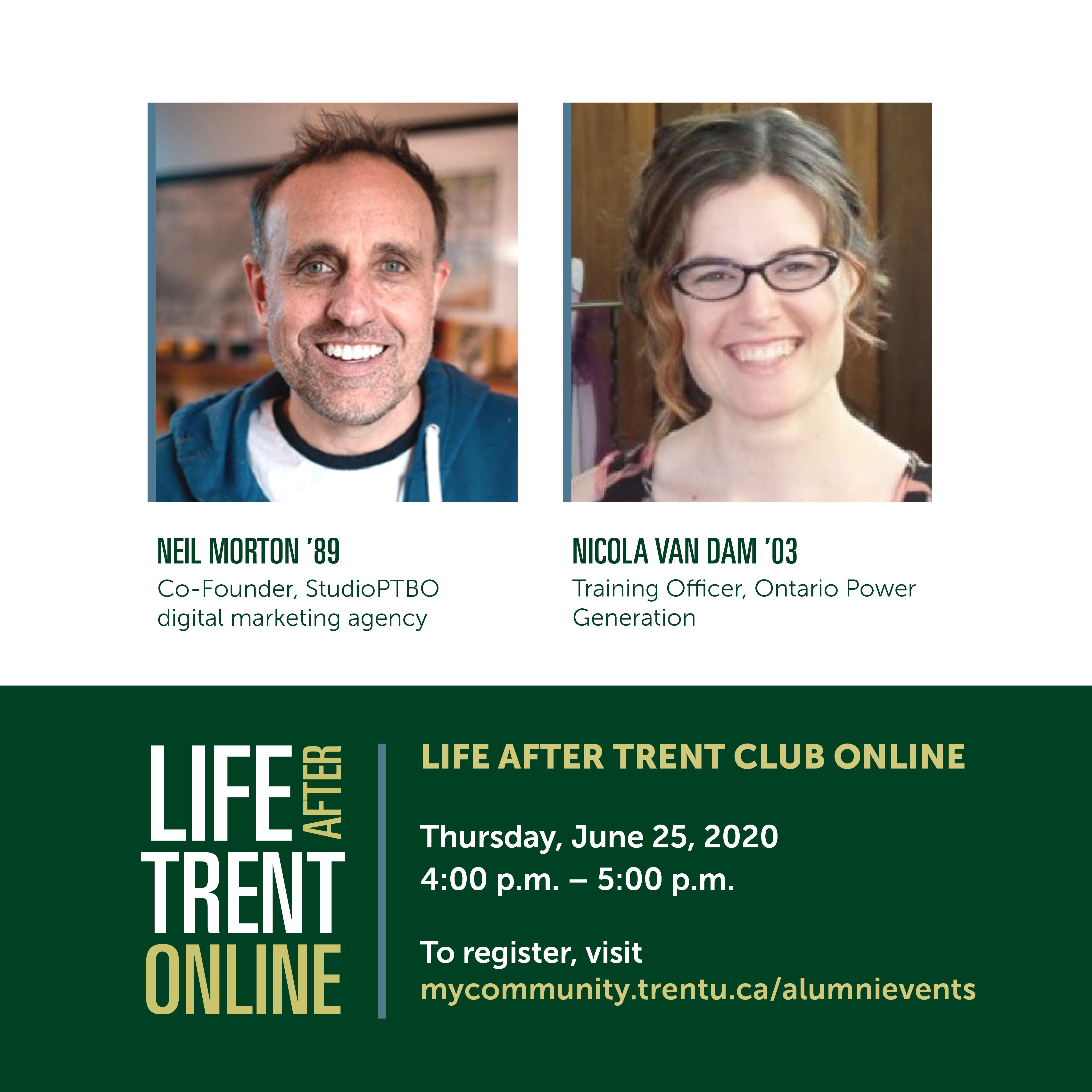 Life After Trent Club Online