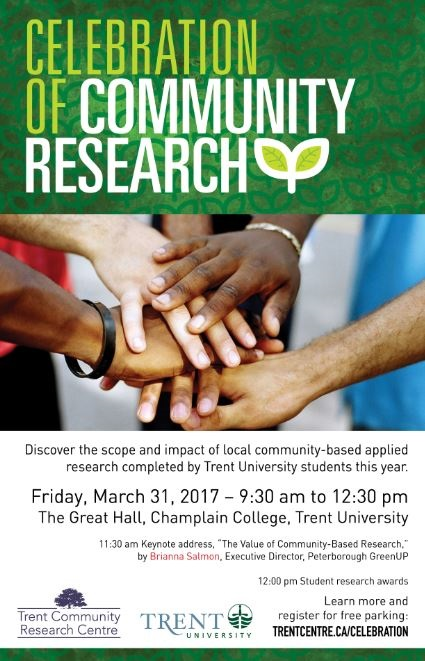Celebration of Community Research Poster