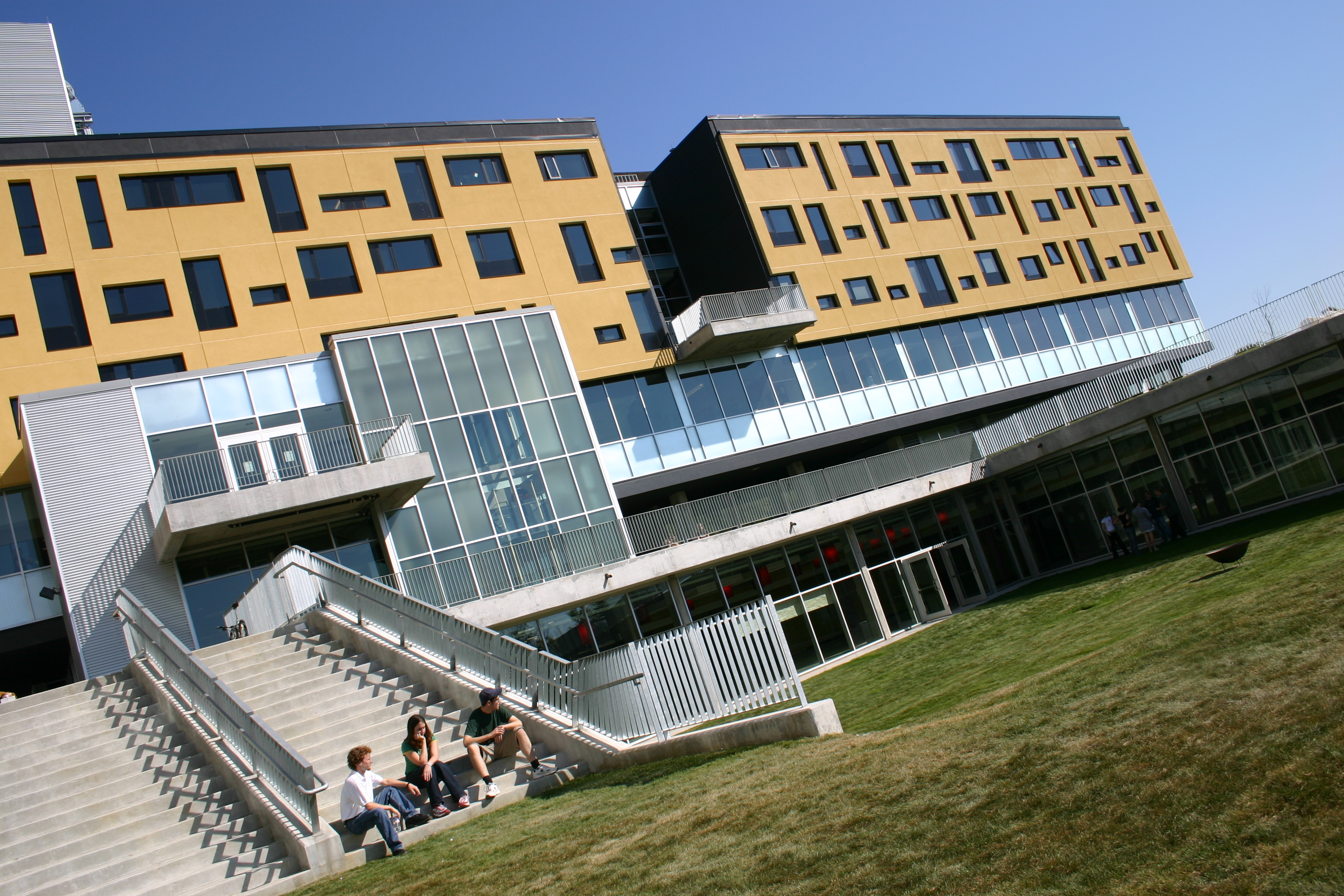 Trent University Gzowski College building photo