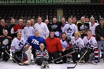 Image of Team Trend Hockey Reunion 2015 Trent University