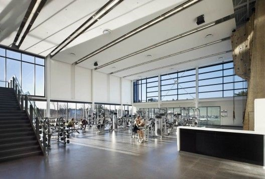 image of weight room at Trent Athletic Centre, Peterborough