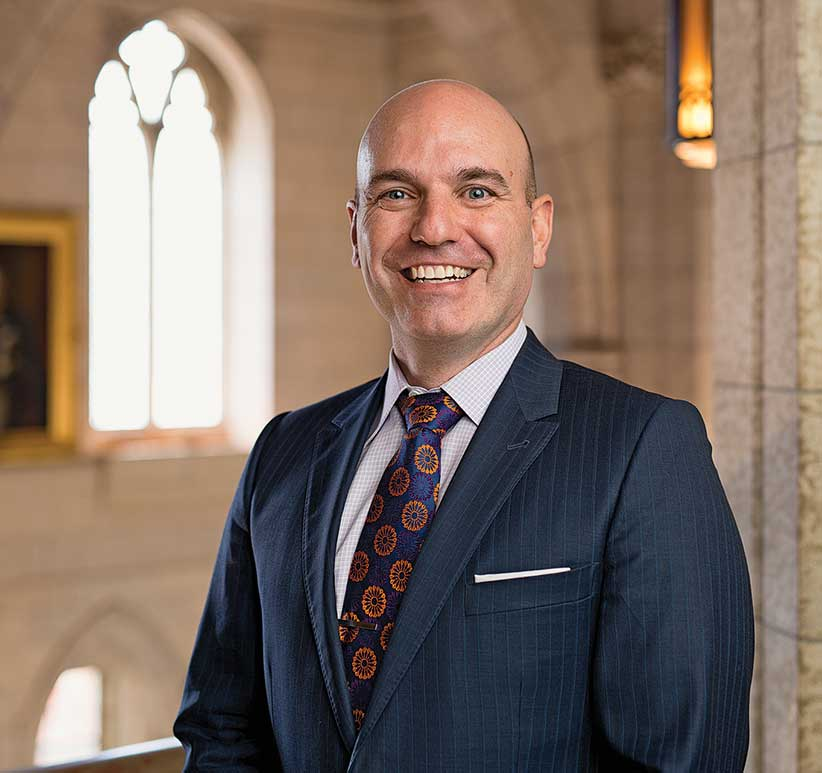 Nathan Cullen Photo from Maclean's.