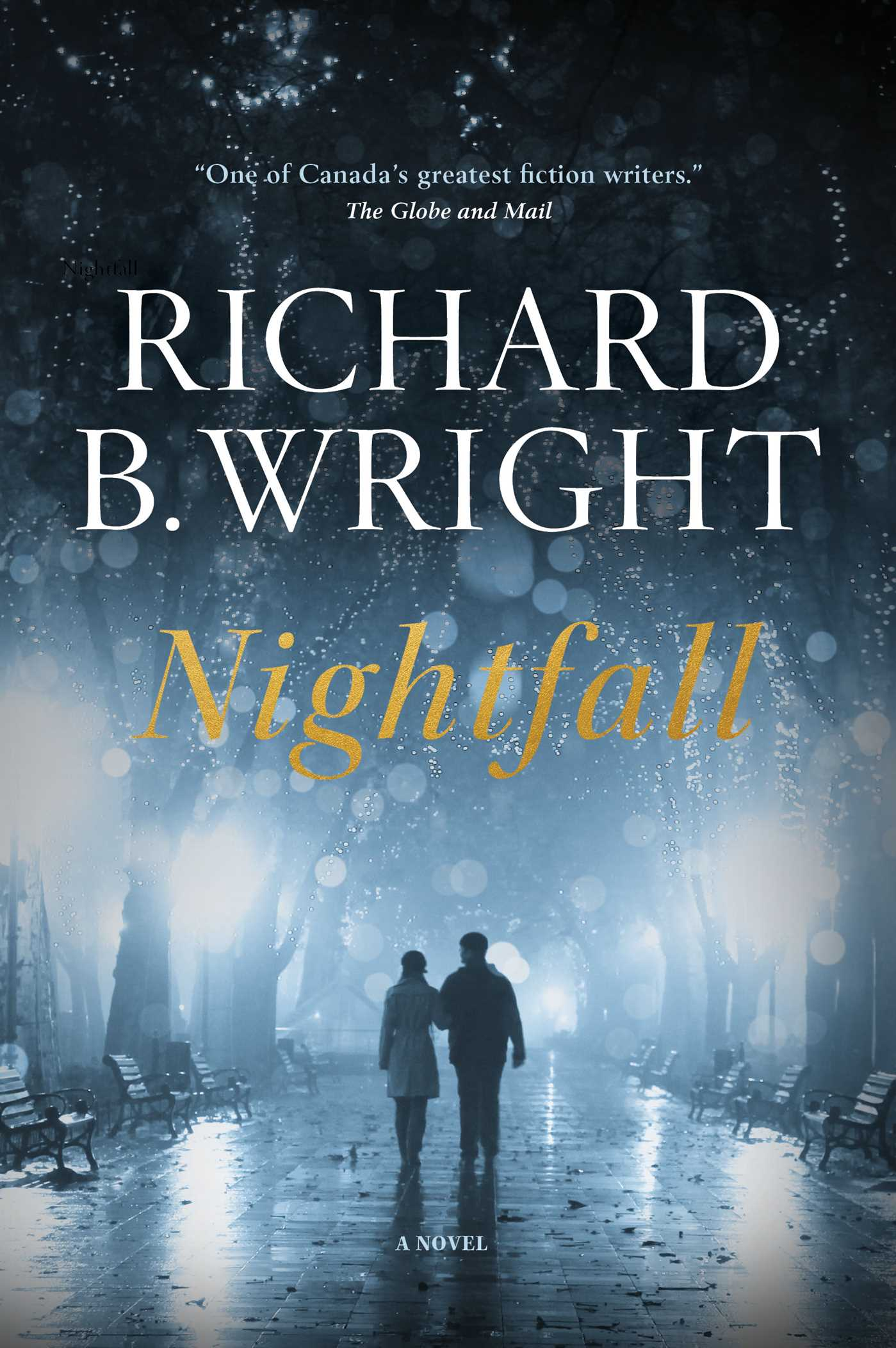 nightfall by richard wright trent alumni