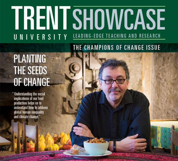planting the seeds of change trent showcase