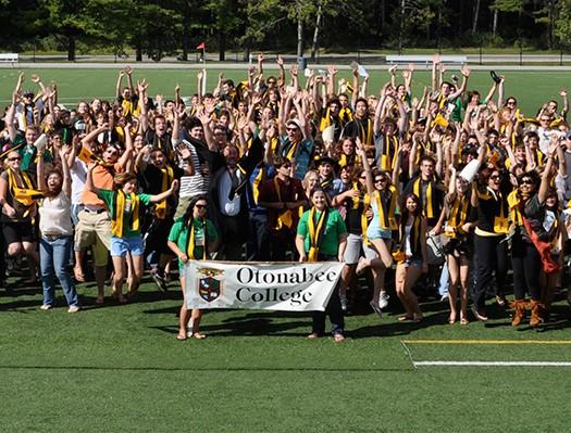 Otonabee College at Great Race
