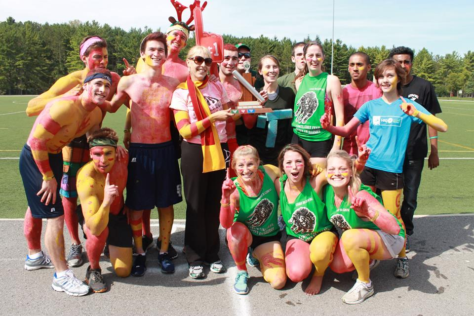 Gzowski College Great Race
