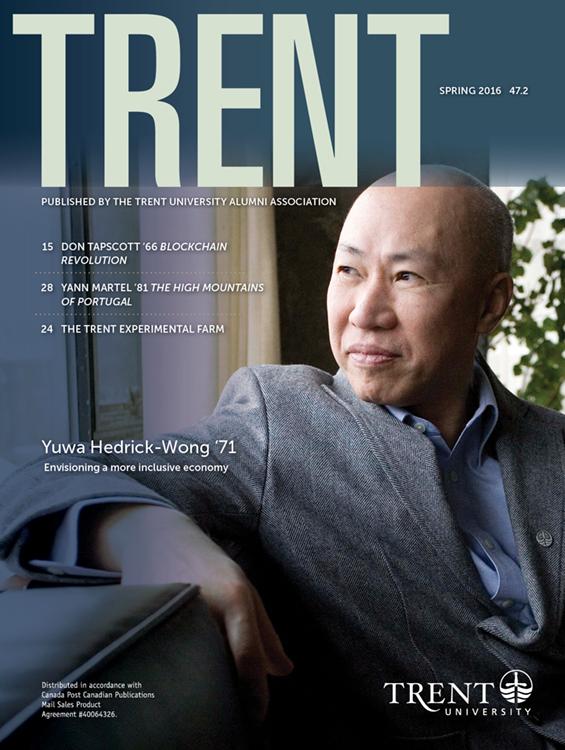 Trent Magazine Maryam Monsef