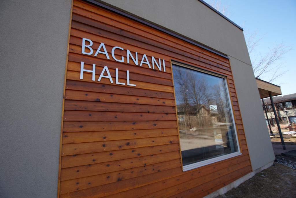 Bagnani Hall