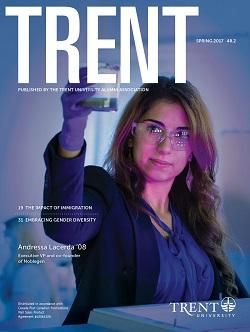 Trent Magazine 48.2 cover
