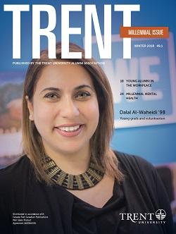 Trent Magazine 49.1 Cover
