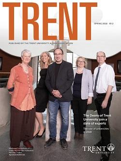 Trent Magazine 49.2 Cover