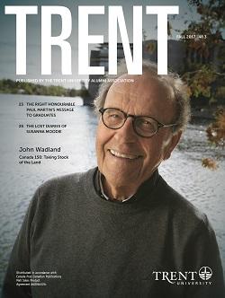Trent Magazine 48.3 Cover