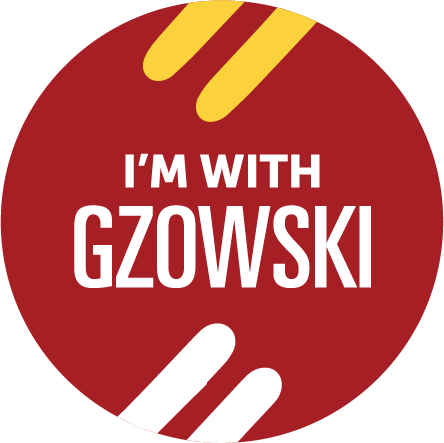 I'm with Gzowski