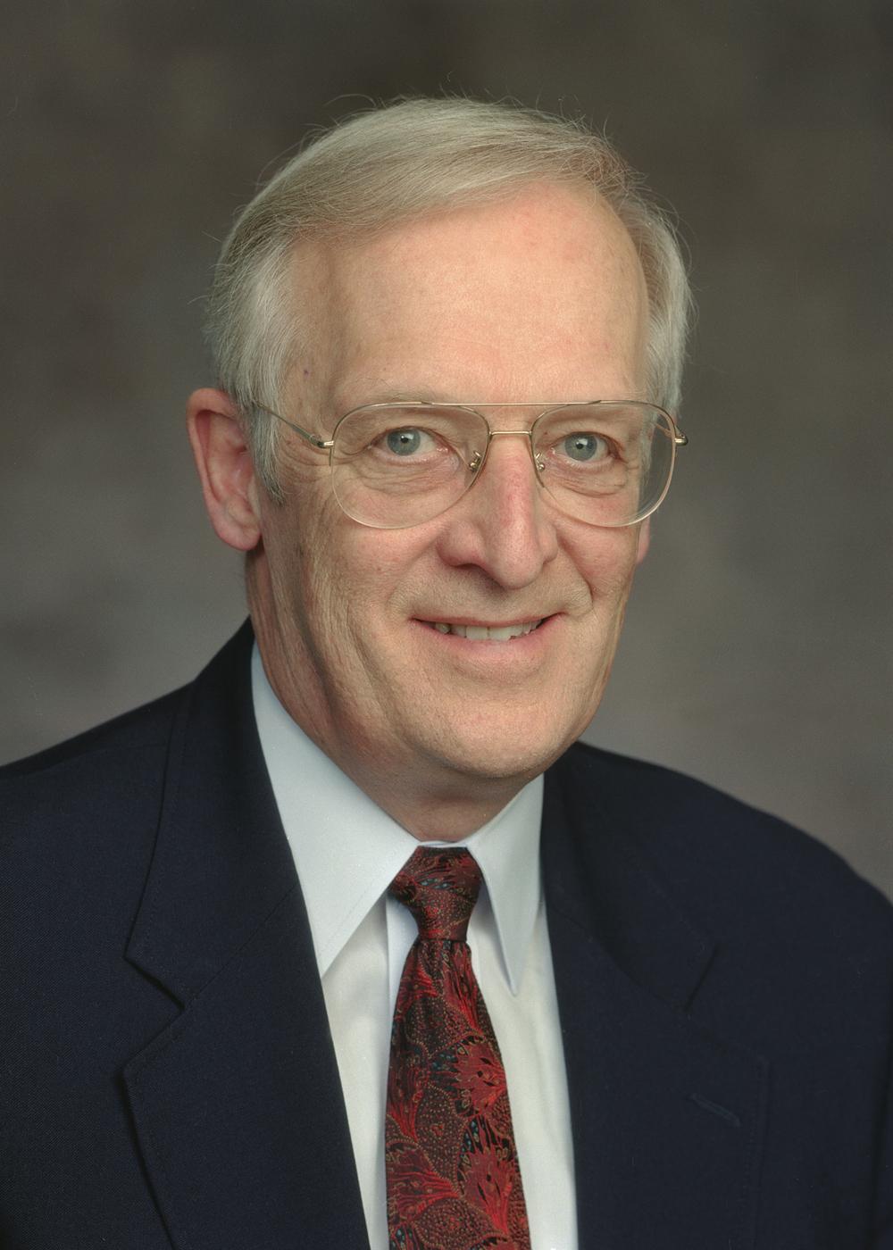 Professor Gene E. Likens headshot